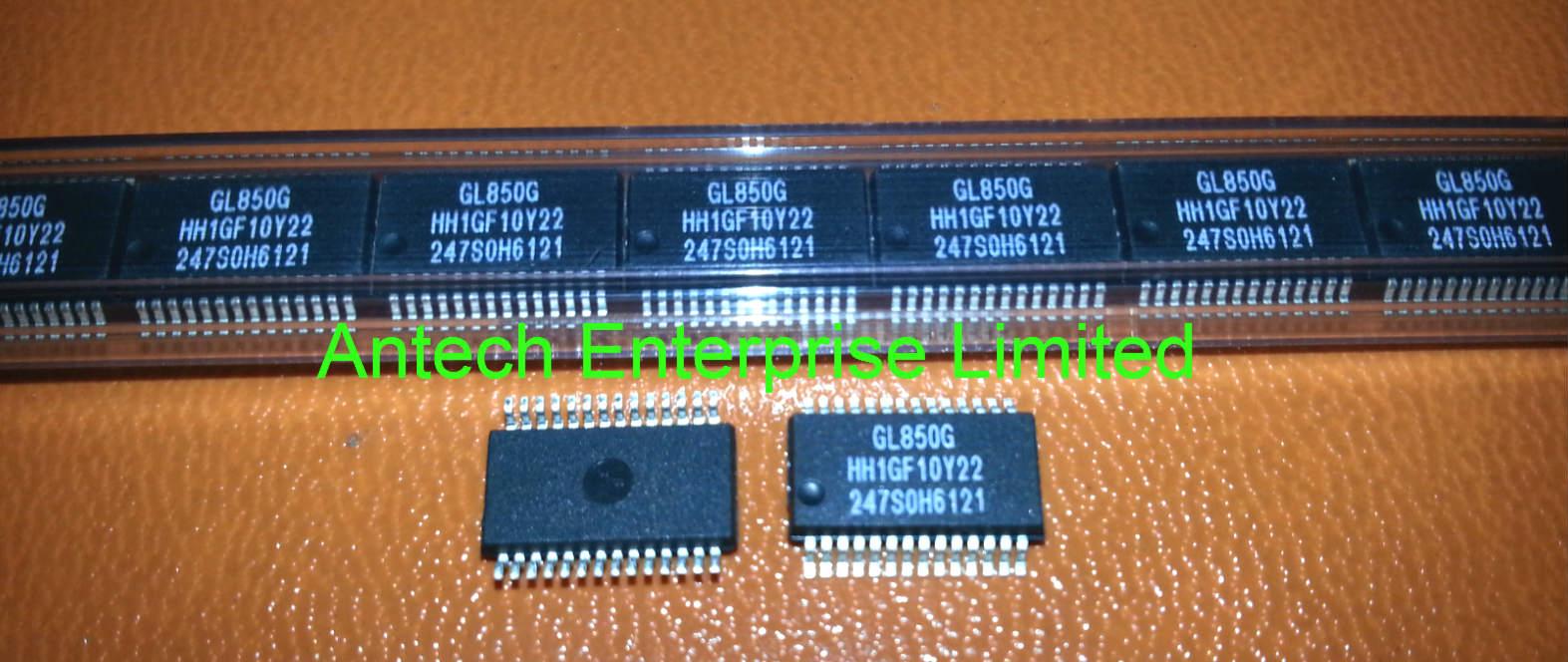 gl850g genesys usb 2.0 hub controller ssop28